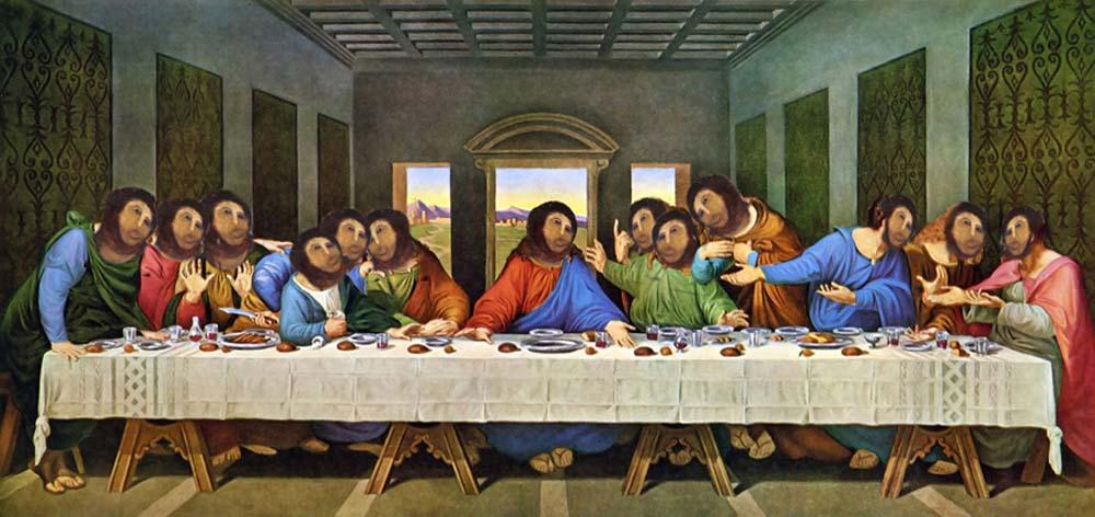 Supper Ecce Homo