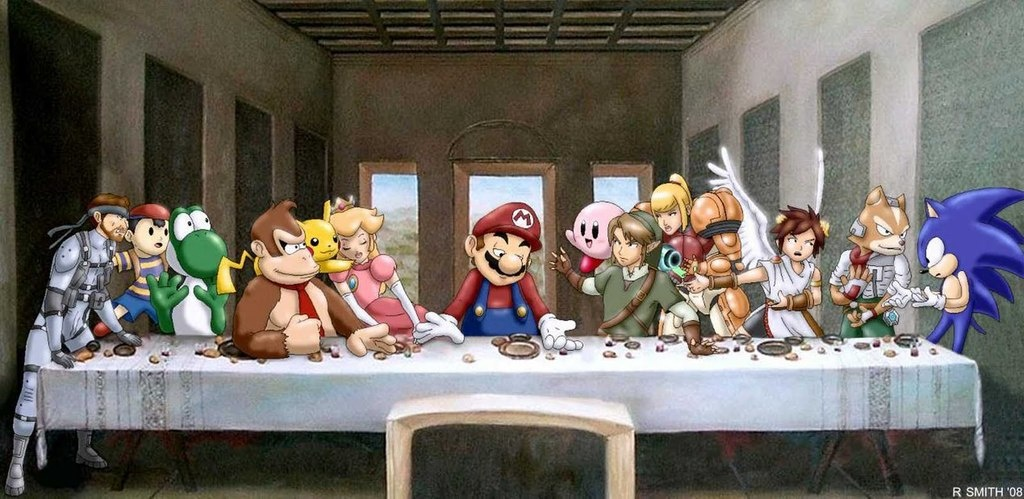 Supper Nintendo Jpg