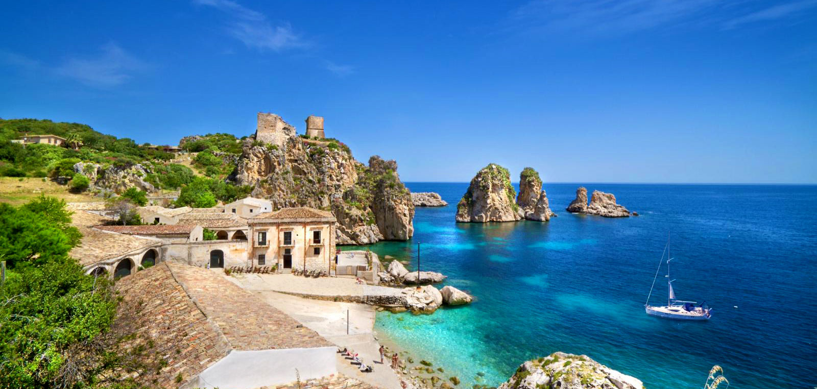 Yanpy Post 116 Yacht Charter Palermo Sicily Italy