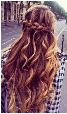 Peinados Rizos