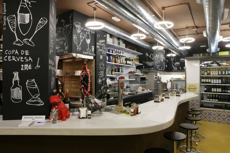 Lolita Tapera Antiguo Inopia Restaurante En Barcelona