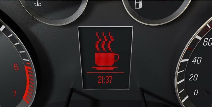 Panel Control Auto