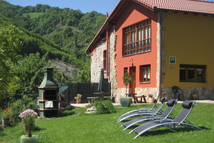 El Balcón Real Apartamentos Rurales, Teverga