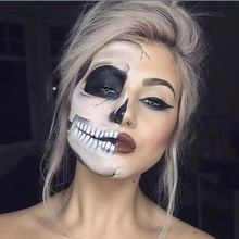 Maquillaje aterrador