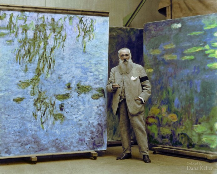 Monet In Color 695x556