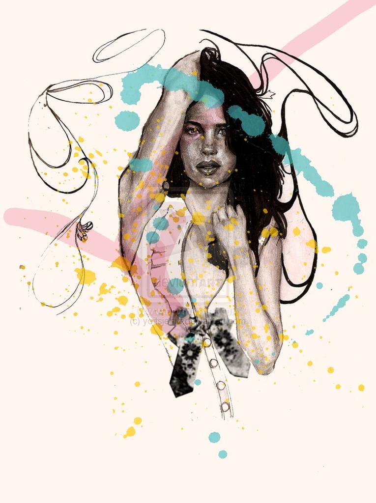 Fashion Illustration By Yoitsjenlo