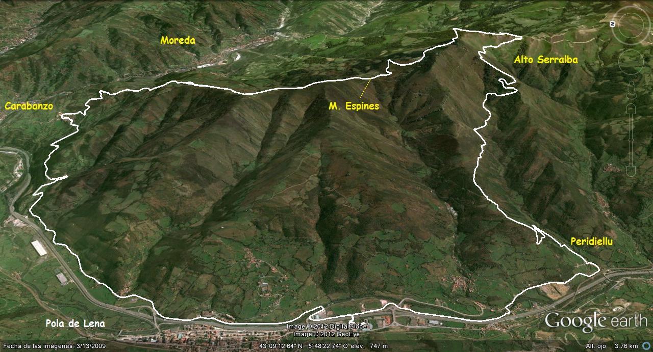 Ruta Serralba