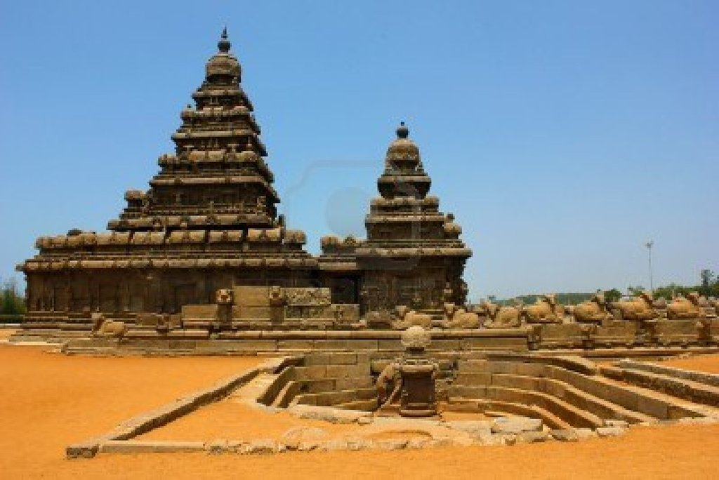10033952 Costa Templo Mahabalipuram Chennai India
