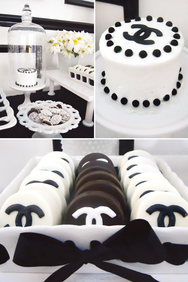 Coco Chanel Bw Candy Bar
