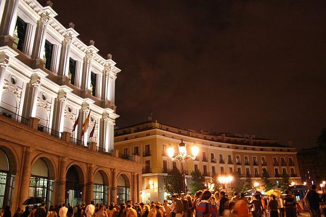 Photo: Elentir - Teatro Real, Madrid