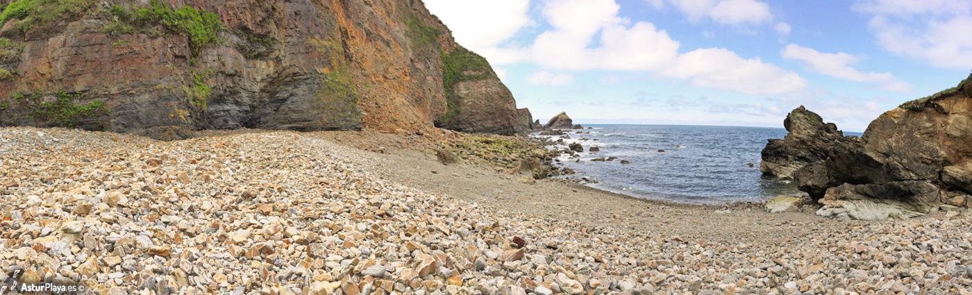Purtiella Beach Cudillero Asturias1