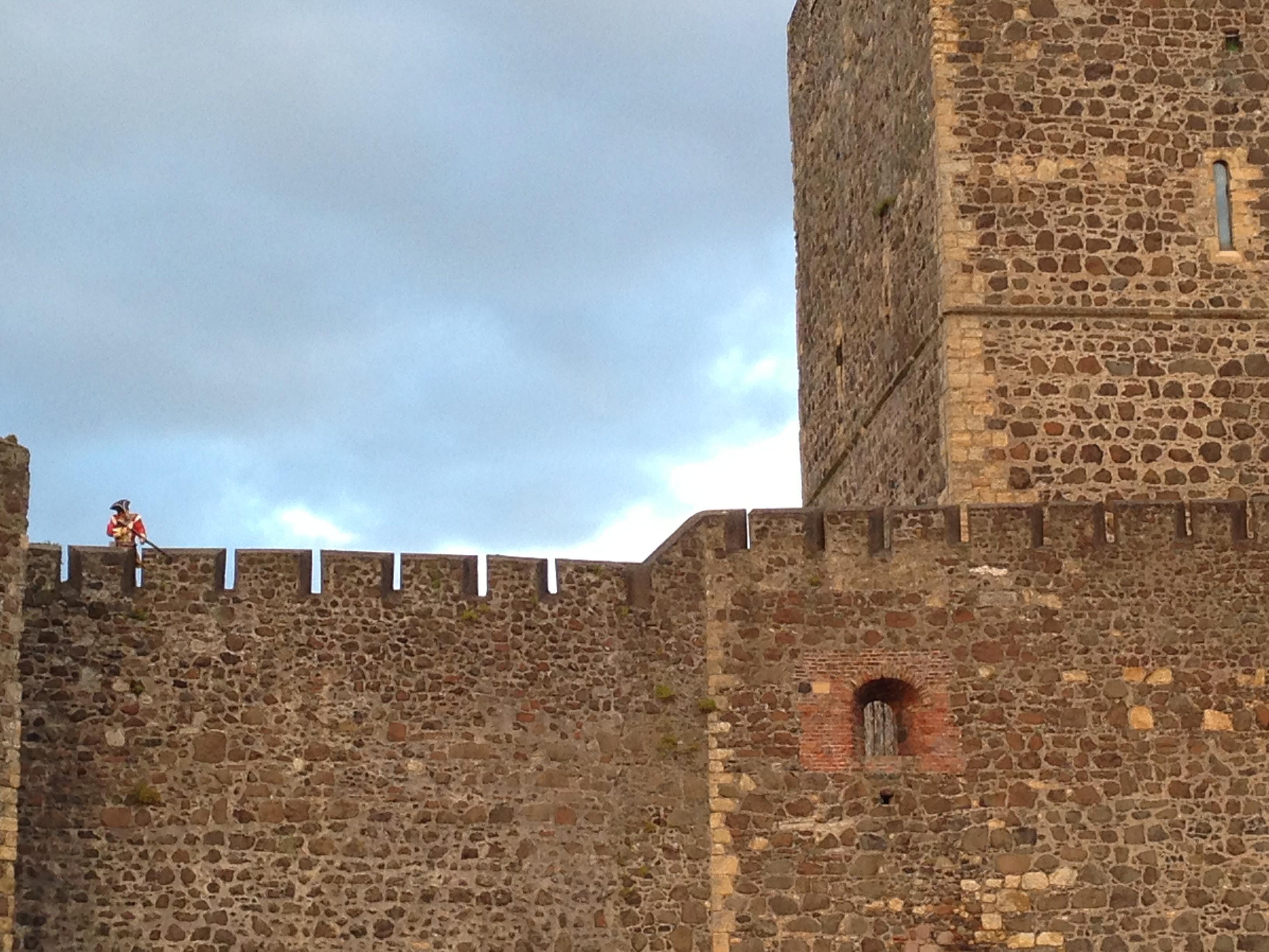 Carrickfergus Castle 3