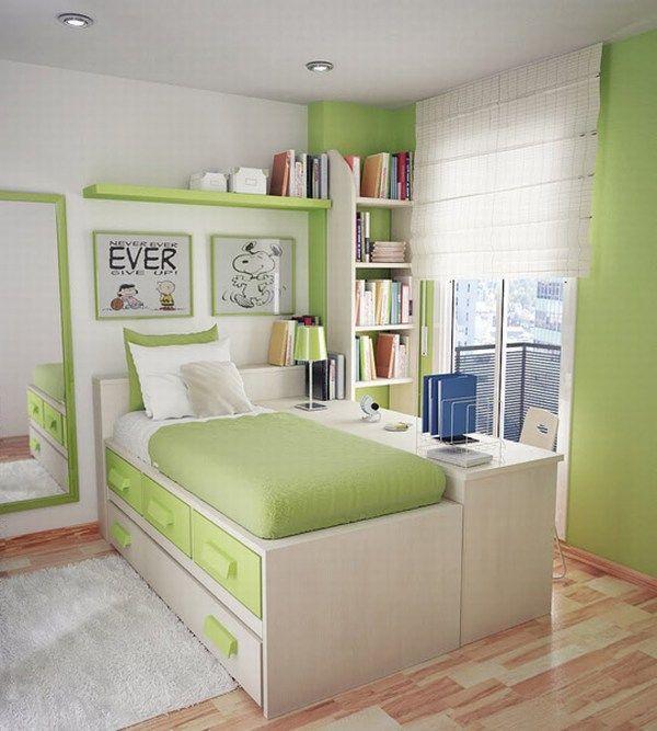 Small Teen Room Design Idea 6