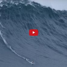 WORLDS BIGGEST WAVES EVER SURFED!