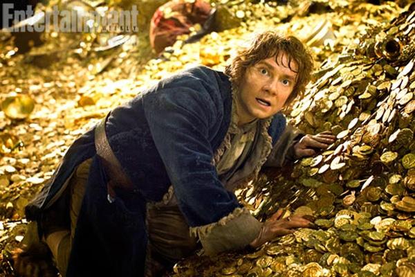 Hobbit Desolation Smaug  Span