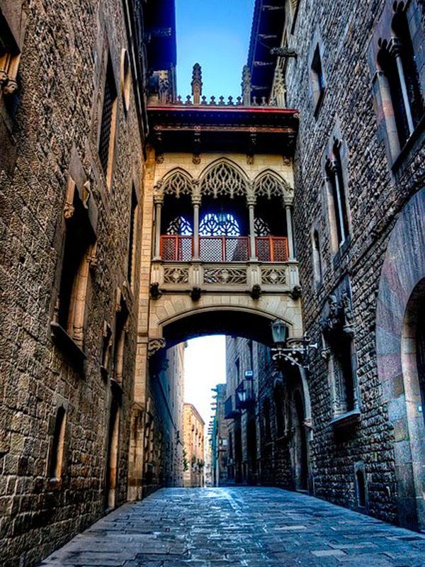 12. Barcelona, España