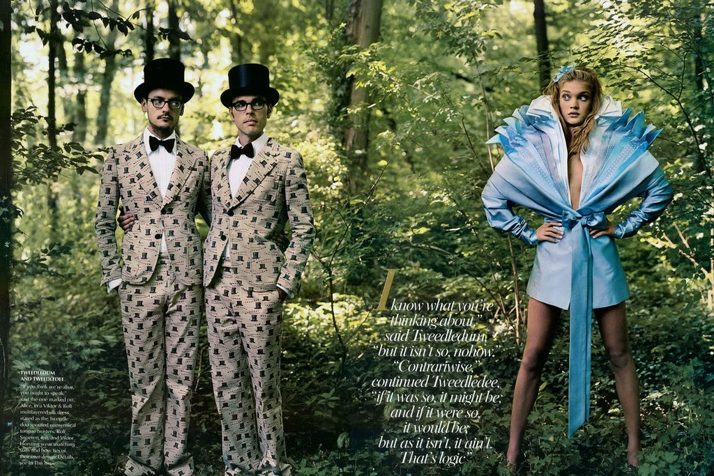 Alice In Wonderland By Annie Leibovitz 9