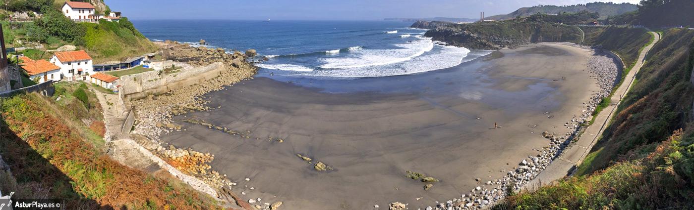Arnao Beach Castrillon Asturias4
