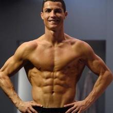Cristiano Ronaldo y su entrenamiento