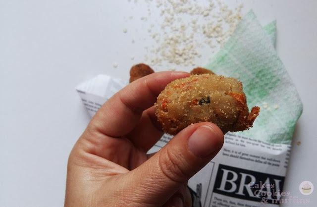 Croquetas Quinoa Singluten Beqbe1