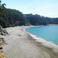 Playa de Torbas - Coaña