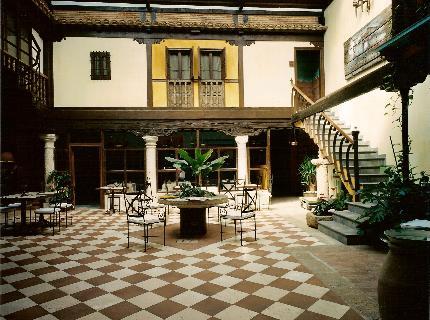 La Casa Del Rector Hotel Spa Almagro Laterooms