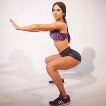 6 ejercicios para glúteos firmes.