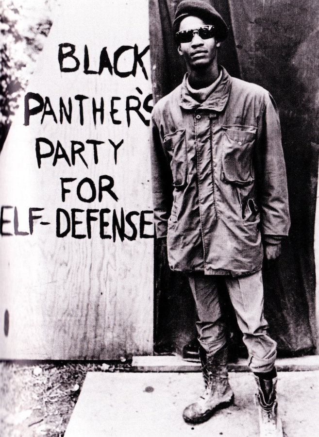 Black Panther Party For Self Defense