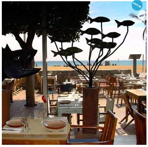 Restaurante Agua En Barcelona