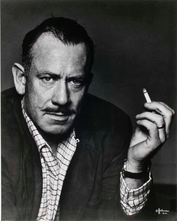 John Steinbeck, 1957.