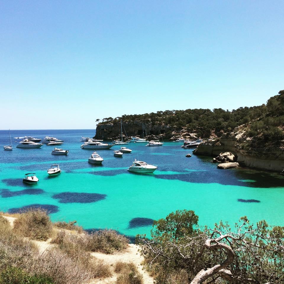 Yanpy Post 45 Cala Mago Mallorca