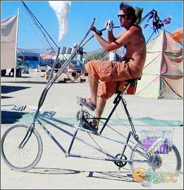 Bicicleta Original Rara Curiosa Divertida 01