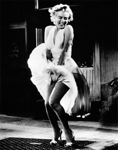 Marilyn Monroes Iconic White Halter Dress To Sell For 2 Million