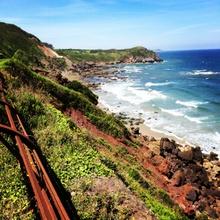 Playa de El Tranqueru - Carreño