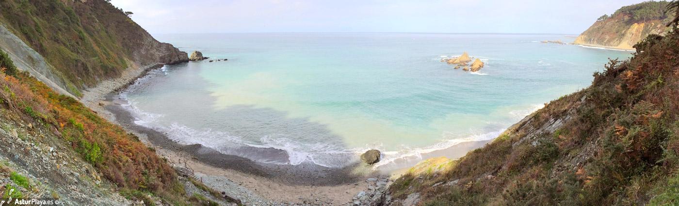 Cazonera Atalaya Beach Asturias4