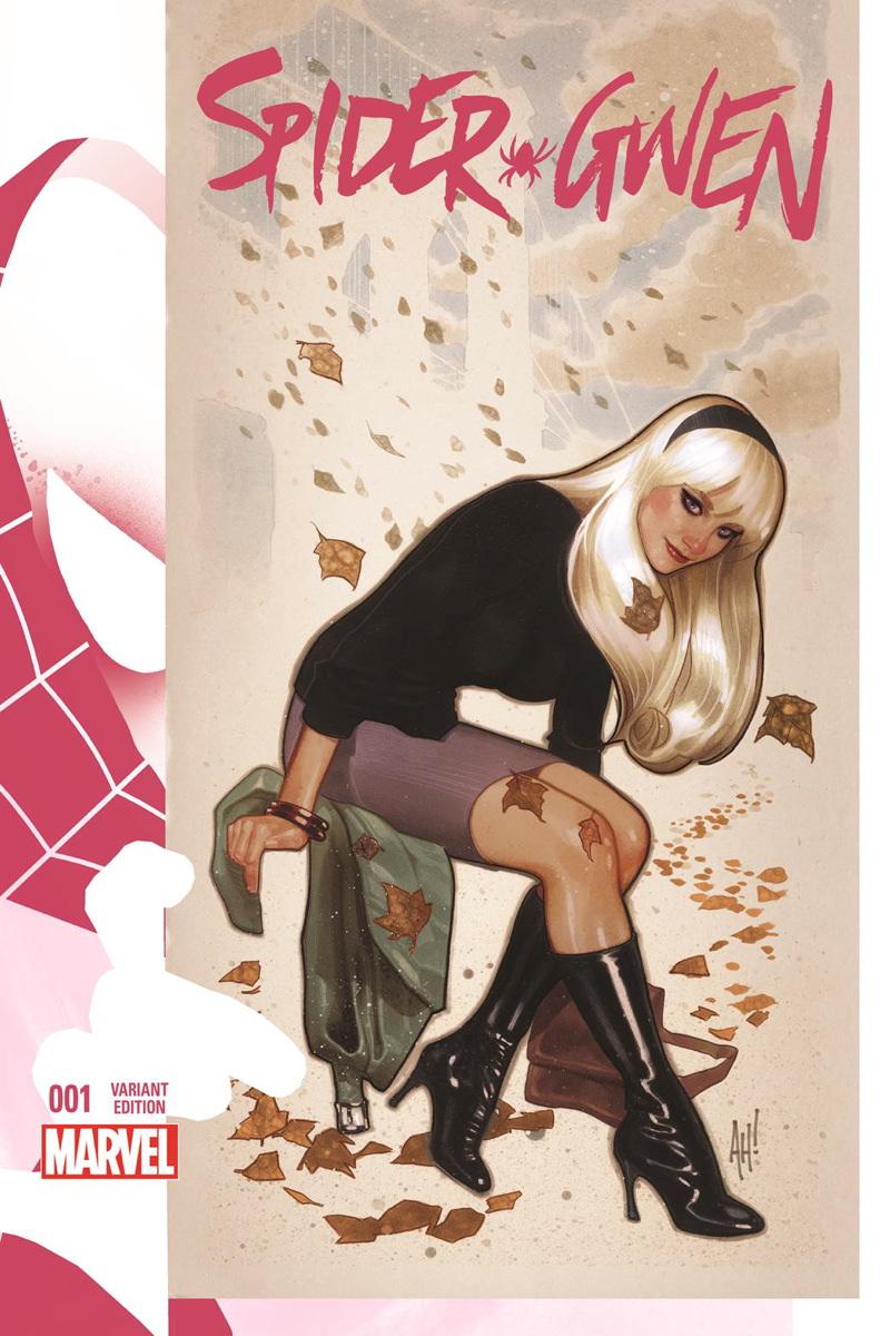 Spider Gwen - vol. 001