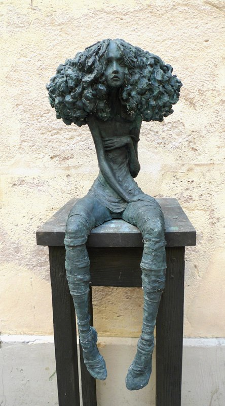 Val Rie Hadida Sculptures Paintings Artodyssey 15