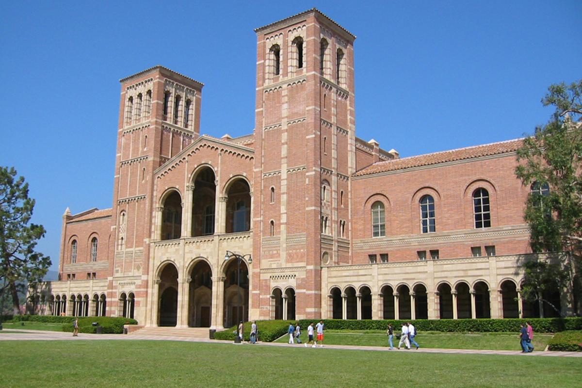 12. Universidad de California- Los Ángeles