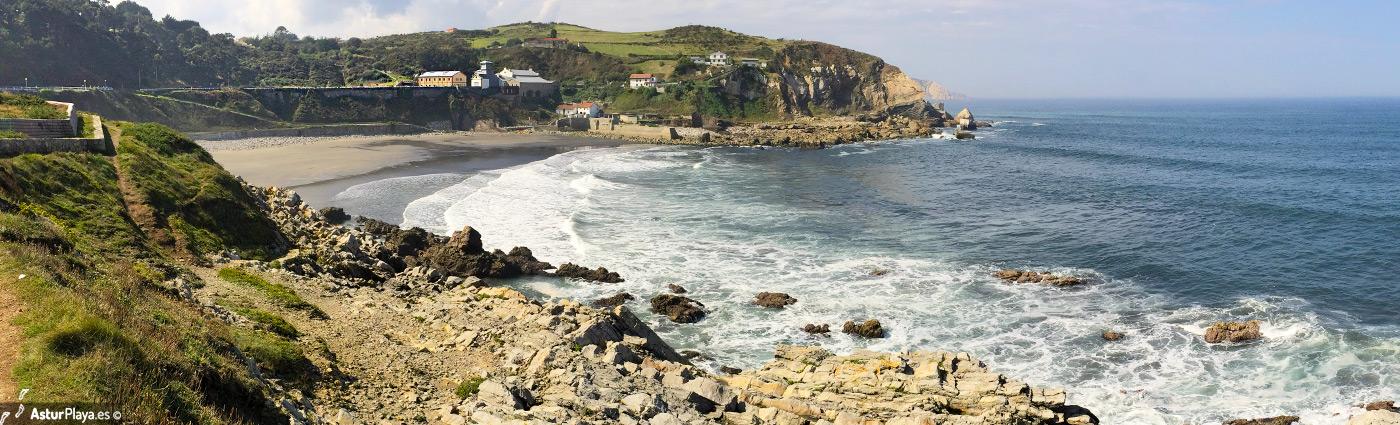 Arnao Beach Castrillon Asturias2