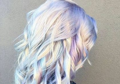 Metallic Opal Hair Crop 420x294