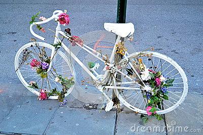 Bici Del Vintage En Nueva York 28511555