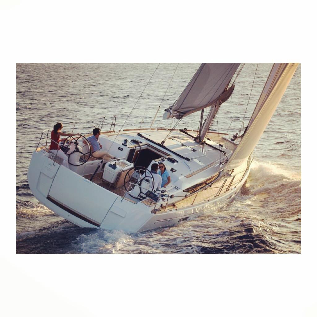 Yanpy Post 86 Jeanneau Sun Odyssey 509 Lanzarote Canary Islands
