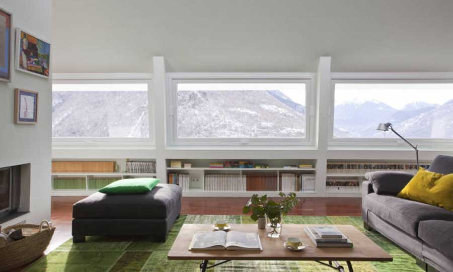 Cadaval Sola Morales House At The Pyrenees Ferran Freixa