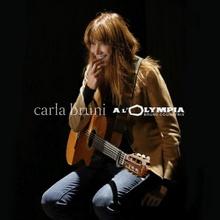 L'album live Carla Bruni à L'Olympia