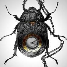Steampunk Bugs