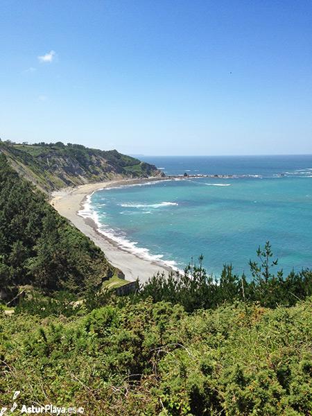 Playa de Vallina