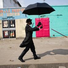 La Sape Congolesa por Hector Mediavilla