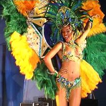 Bailarina brasilera sensual - 3 part 6