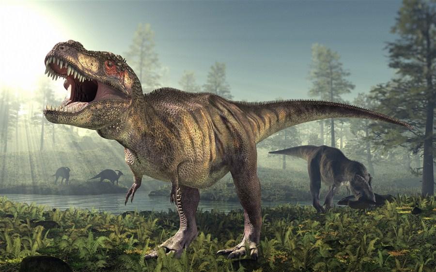 1. Tiranosaurio