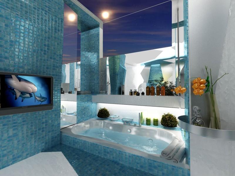 Luxury Amazing Bathroom Renovations